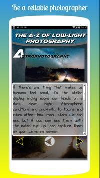 Low Light Photography screenshot 5