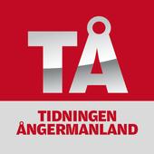 Tidningen Ångermanland e-tidn icon