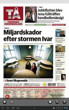 Tidningen Ångermanland e-tidn apk screenshot