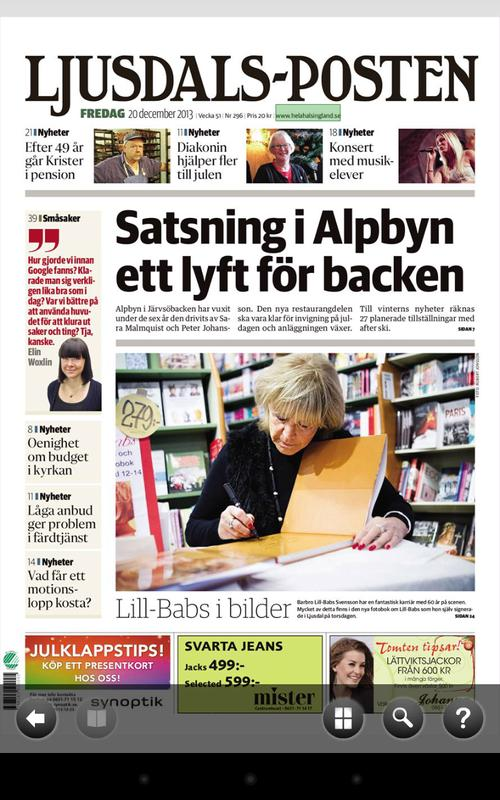 Ljusdals Posten E Tidning For Android Apk Download