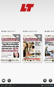 LT Östersund e-tidning apk screenshot