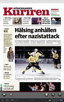 Söderhamns-Kuriren e-tidning apk screenshot