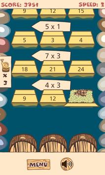 NumFun - Multiplication screenshot 1