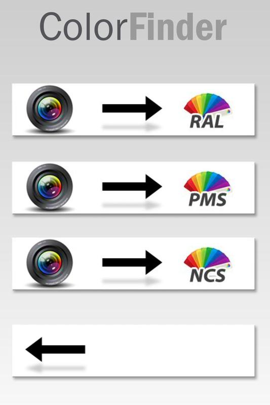 Color Finder - Match colors Descarga APK - Gratis Herramientas ...