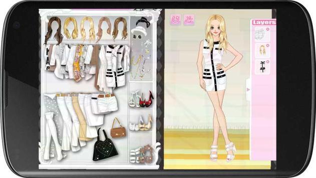 Addie Dress Up screenshot 3