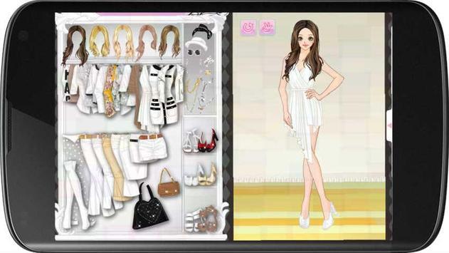 Addie Dress Up screenshot 2