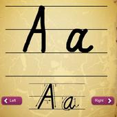 Children write icon