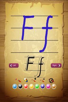 Children write apk screenshot