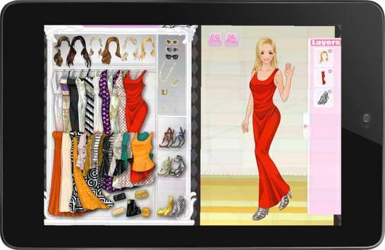 Christy Women Dress Up screenshot 2