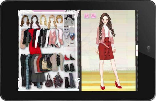 Regina Modern Dress Up screenshot 1