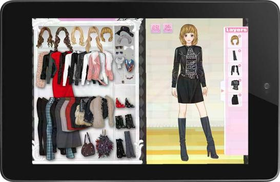 Regina Modern Dress Up screenshot 3