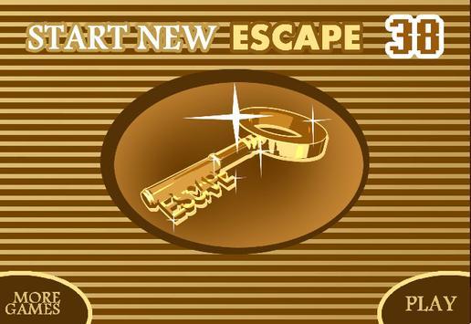 START NEW ESCAPE 038 poster