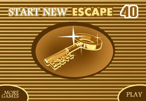 START NEW ESCAPE 040 poster