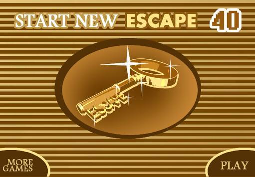 START NEW ESCAPE 040 apk screenshot