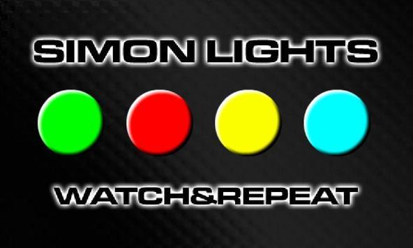 Simon Lights poster