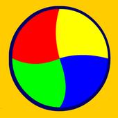 Simón. El juego de los colores icon