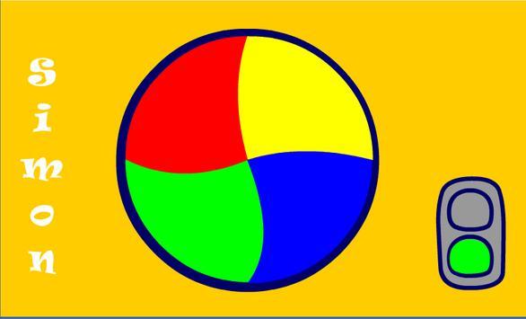 Simón. El juego de los colores screenshot 1