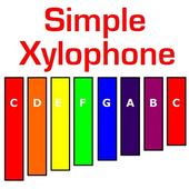 Simple Xylophone icon