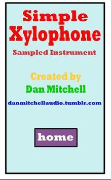 Simple Xylophone screenshot 1