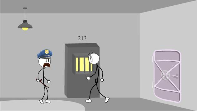Stickman jailbreak 6 screenshot 1