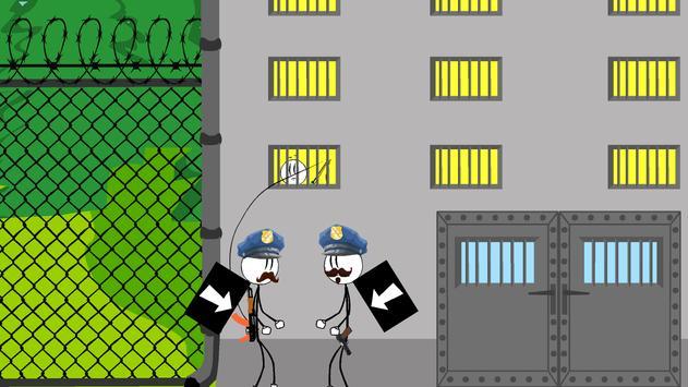 Stickman jailbreak 6 screenshot 2