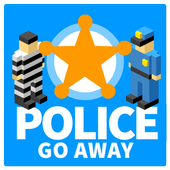 Police Go Away icon