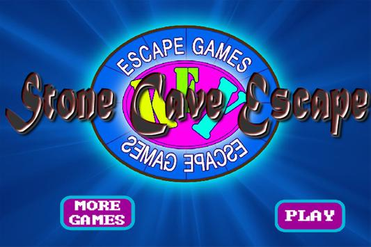 StoneCaveEscape poster