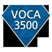 VOCA 3500 - SMART 영어연구소 icon