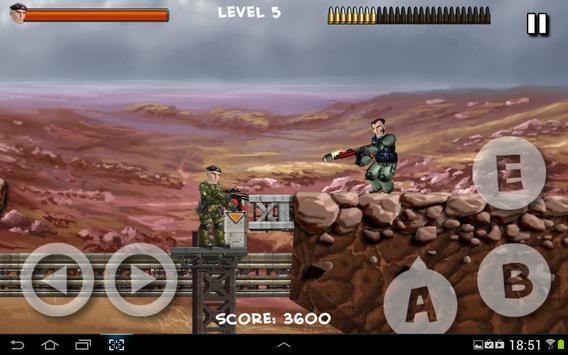 3 Schermata Mechanical Soldier