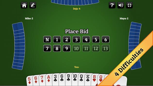 247 Spades screenshot 3
