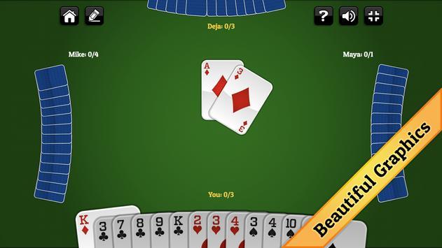 247 Spades screenshot 1