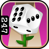 Spring Backgammon icon