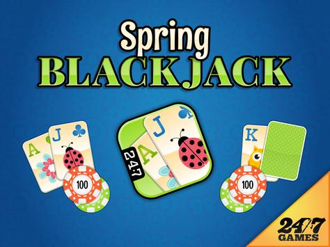 Spring Blackjack screenshot 10