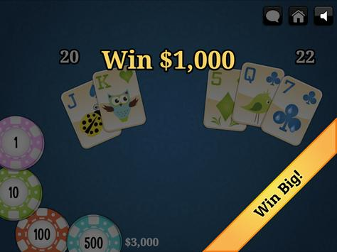 Spring Blackjack screenshot 7