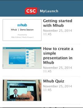 CSC MyLaunch apk screenshot