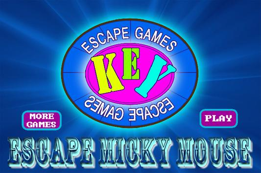 EscapeMickyMouse apk screenshot