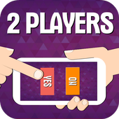 2 Players: Reaction game icon
