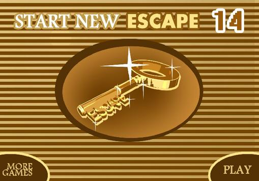 START NEW ESCAPE 014 poster