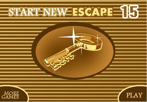 START NEW ESCAPE 015 apk screenshot