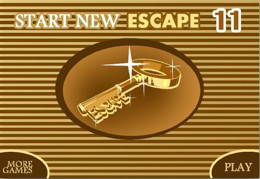 START NEW ESCAPE 011 poster
