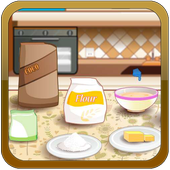 Chocolate Cake - Cooking Games icon
