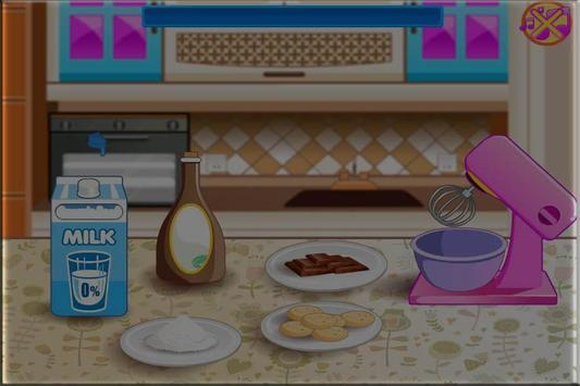 Chocolate Cake - Cooking Games screenshot 16