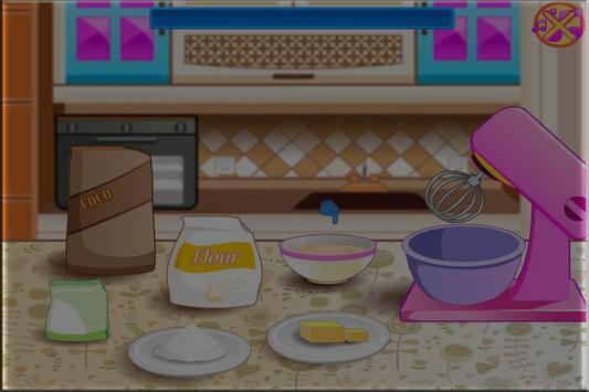 Chocolate Cake - Cooking Games screenshot 1