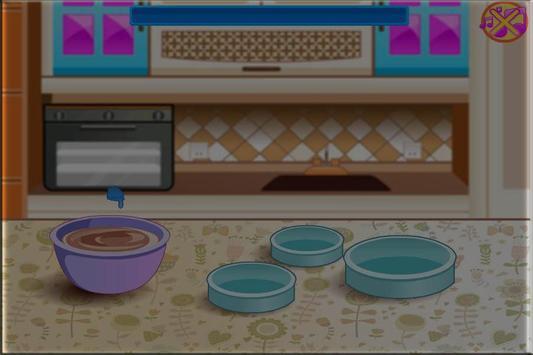 Chocolate Cake - Cooking Games screenshot 2