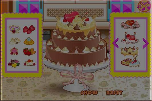 Chocolate Cake - Cooking Games screenshot 5