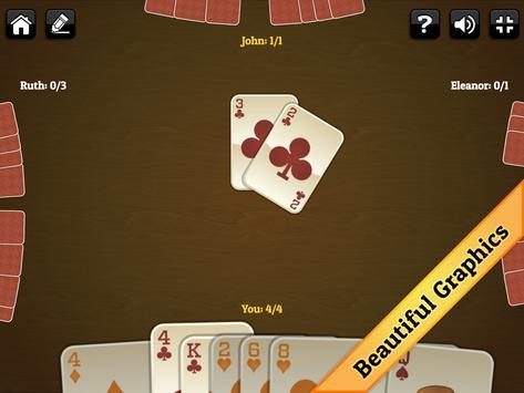 Thanksgiving Spades screenshot 6