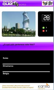 Trivia Quiz Foto apk screenshot