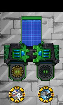 Transform Dino Robot - General Mobilization apk screenshot