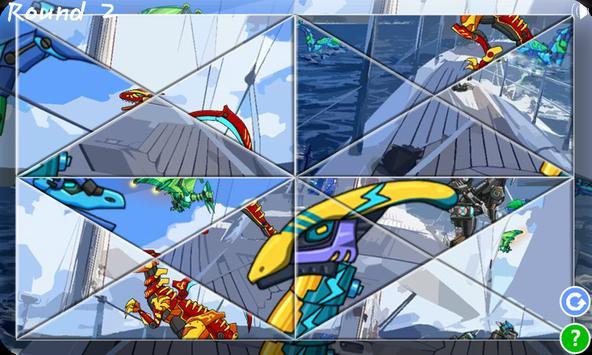 Dino Robot Jigsaw Puzzle screenshot 2