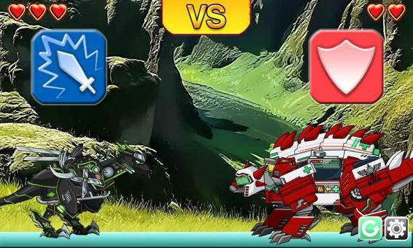 Ankylosaurus - Combine! Dino Robot screenshot 3